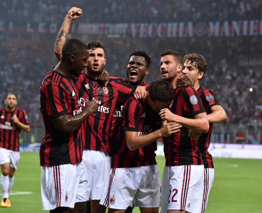 Will a new look AC Milan impress this season?