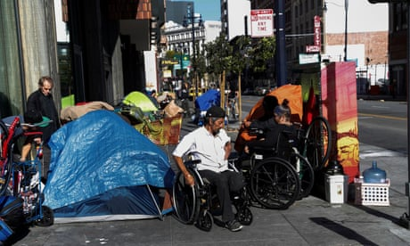'A true emergency:' Covid-19 pushes homeless crisis in San Francisco's Tenderloin to the brink
