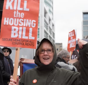 Pat Callahan, one of London's Camden Labour councilors joined the march. Almost 150 Councillors from across the country have signed a letter slamming the government for massive funding cuts and and many joined the protest