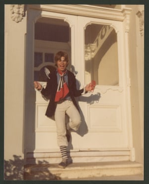 The glam years – Isle of Man, circa 1975.