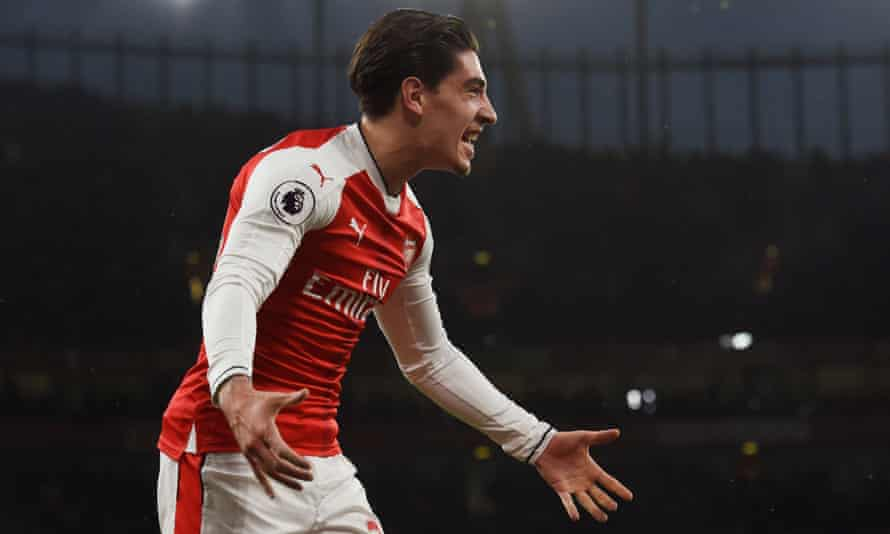 In November, Héctor Bellerín signed a six-and-a-half-year contract at Arsenal worth £115,000 a week.