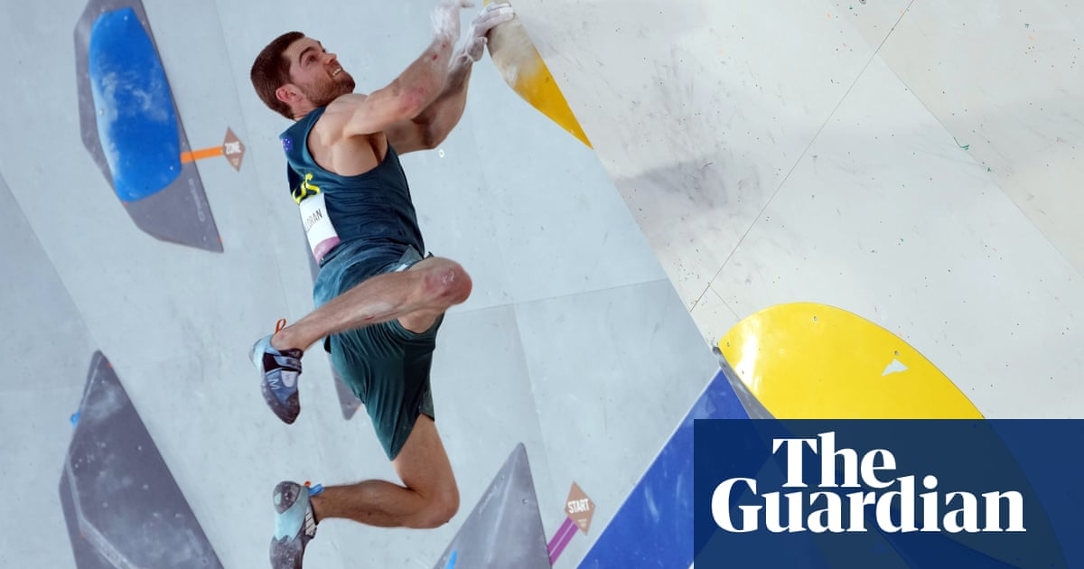 Sport climbing's Olympics debut sends viewers scrambling for more