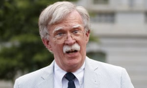 John Bolton was scheduled for a deposition in front of the House impeachment committees yesterday but, like many of his White House peers, did not appear.