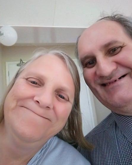 Pam and Mike Bebbington