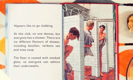 The Ladybird book of The Hipster.