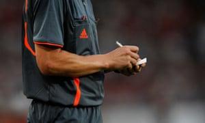 A match official