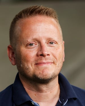 Patrick Ness, who wrote the book A Monster Calls from Siobhan Dowd's outline.