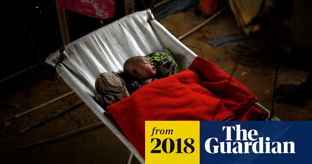 Squalor and disease await Rohingya babies born in Bangladesh camps