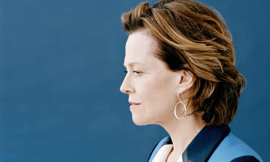 Sigourney Weaver: 'I'm a weird duck... I was always too tall to be the girlfriend.'