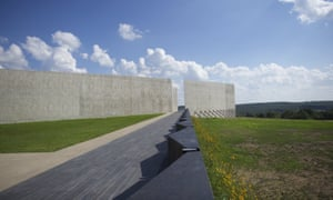 The Flight 93 National Memorial in Shanksville, Pennsylvania.