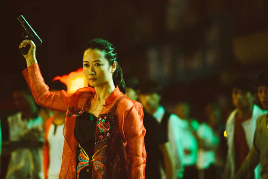 Tao Zhao stars in Ash is Purest White.