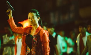 Zhao Tao in Ash Is Purest White.