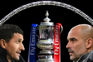Watford. Manchester City. It's on!