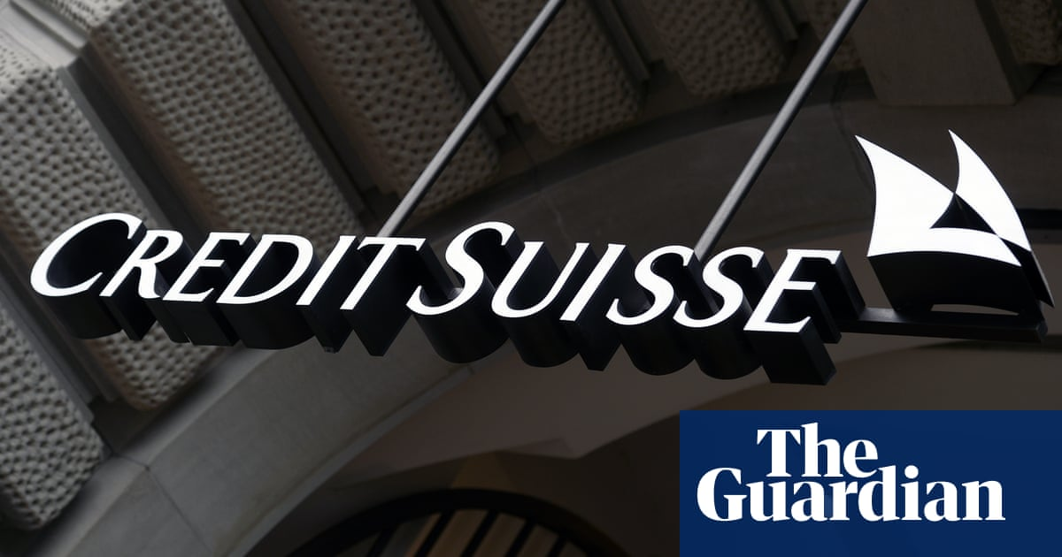 Credit Suisse executives depart after Archegos and Greensill losses
