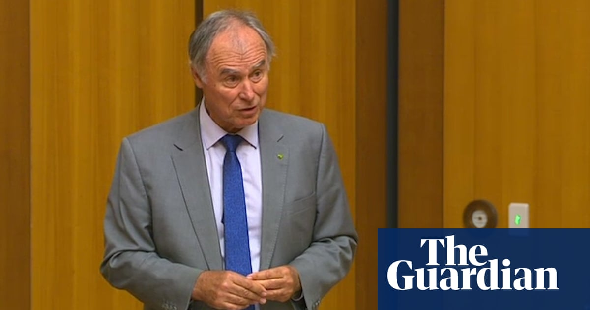 Liberal MP John Alexander says 'these fires are climate change' – video - The Guardian