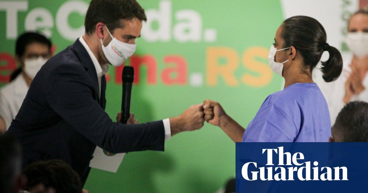 Brazilian presidential hopeful Eduardo Leite comes out as gay