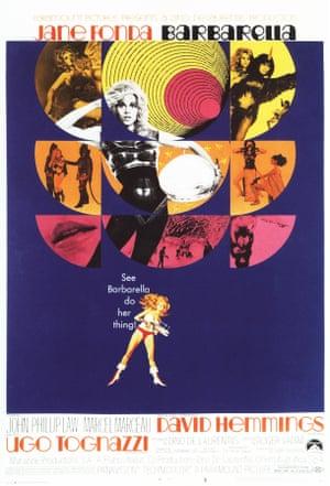 Barbarella, 1968.