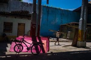Quilombo da Gamboa squat