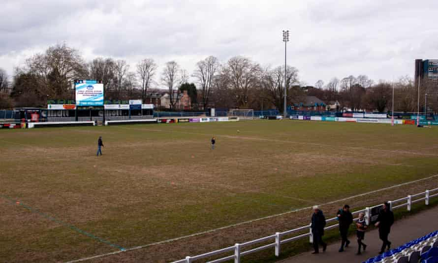 Coventry Bears' 4,000-capacity Butts Park is under consideration as a new home for Coventry.