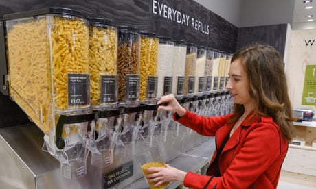 How one woman's crusade against plastic sparked a new era at Waitrose