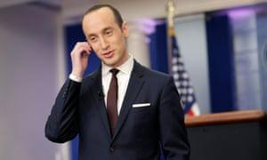 Senior White House adviser Stephen Miller: announced voter fraud is real.