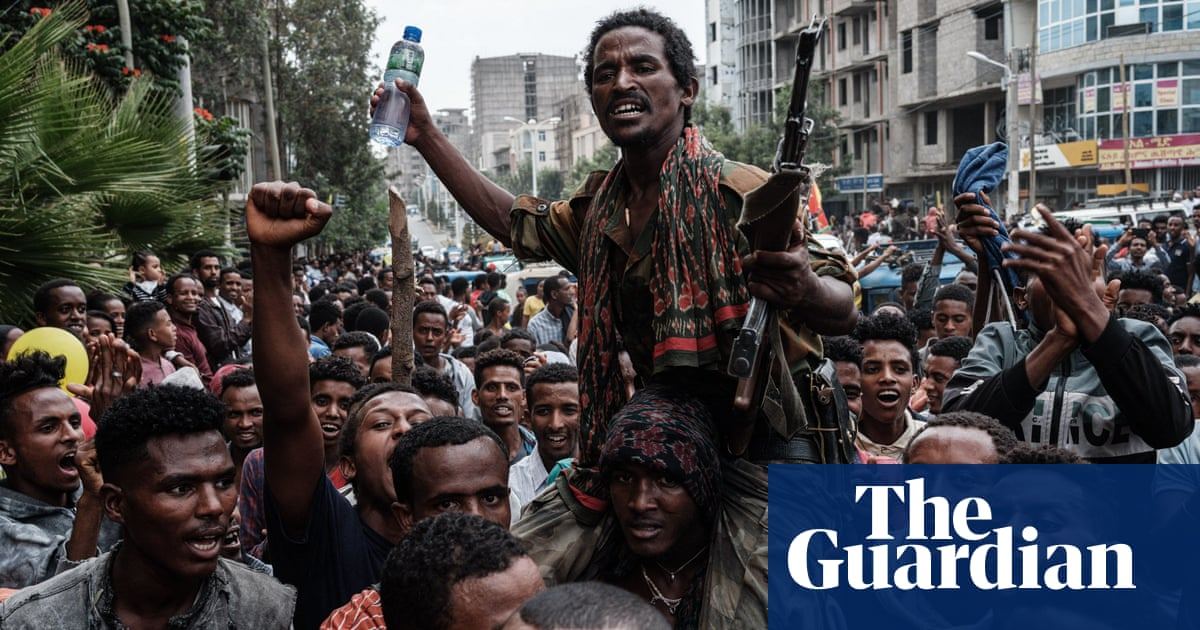 Rebel forces accused of killing more than 100 civilians in north Ethiopia