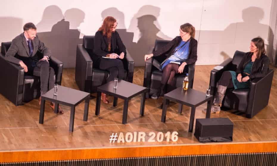 'Who rules, who counts?' Cornelius Puschmann, Kate Crawford, Carolin Gerlitz and Fieke Jansen debate.
