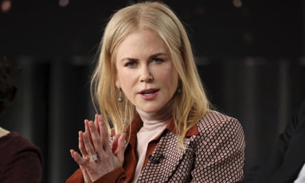 Time to diversify? ... Nicole Kidman in October.