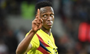 Is Barcelona's giant Colombian centre-back Yerry Mina the 'one signing' José Mourinho has said he is confident manchester United will make?