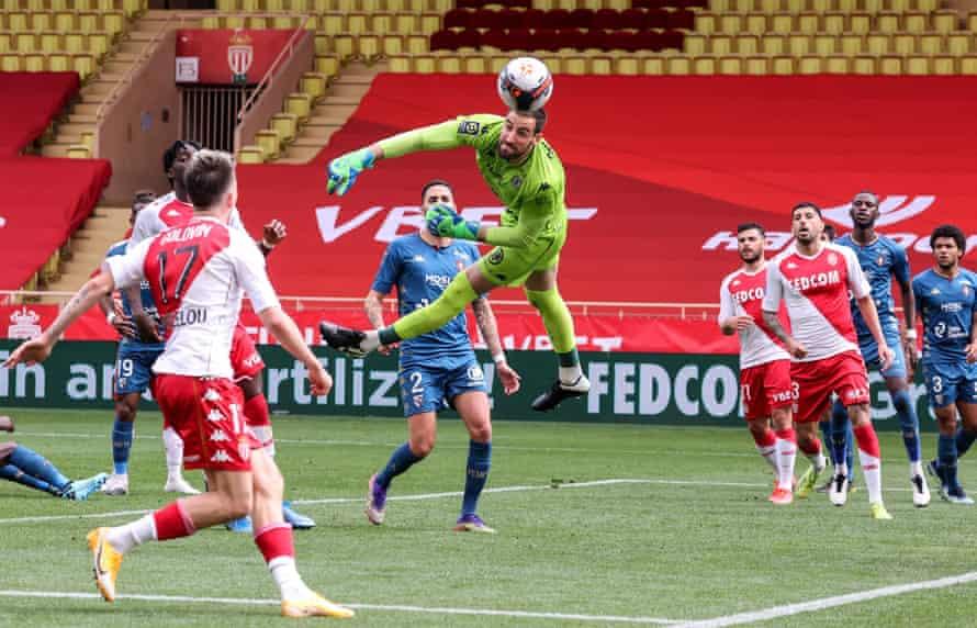 Monaco beat Metz 4-0 at the weekend