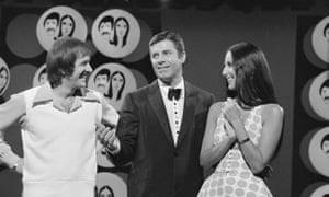 Jerry Lewis on The Sonny and Cher Comedy Hour on 24 August 24 1972