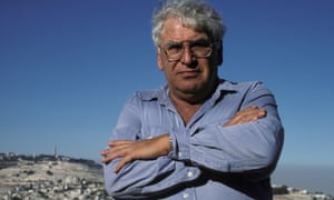 Meron Benvenisti in Jerusalem in 1995: in the 1970s he had served as the city's deputy mayor.