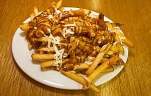 Poutine, Popular Canadian Dish