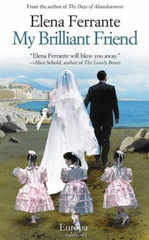Cover of My Brilliant Friend by Elena Ferrante