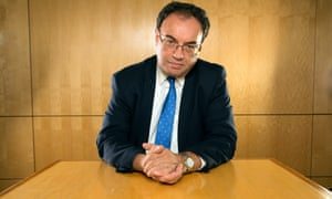 Andrew Bailey, CEO of the Financial Conduct Authority: 'I think the EU want equivalent outcomes because that it is how you get protection on the level playing field.'