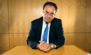 Andrew Bailey is currently chief executive of the Financial Conduct Authority (FCA).