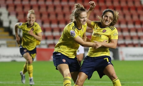 Manchester United 0-1 Arsenal: WSL – as it happened