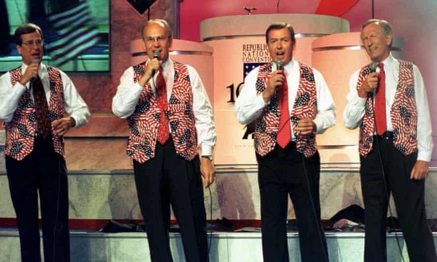 The Singing Senators.