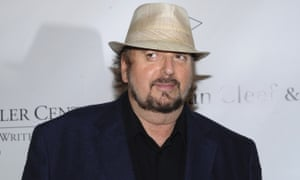 James Toback in 2013. The writer and director has been accused of being an aggressive sexual predator, often approaching women on the street.