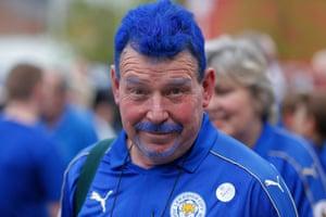 Leicester City fan