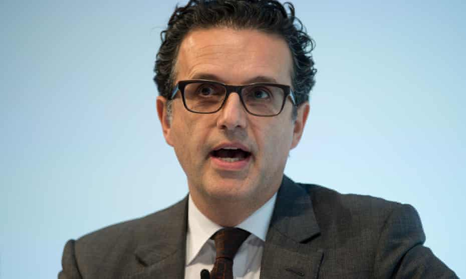 David Abraham was paid a record £1m in his final full year in charge of Channel 4.