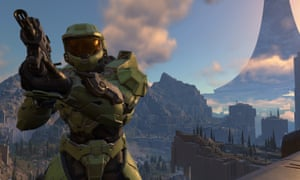 'Plugged into feedback from core fans' … Halo: Infinite.