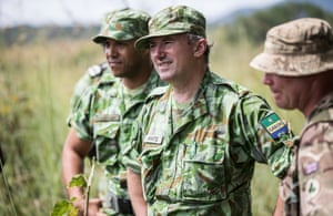 The head of Gabon's national park service, Prof Lee White, is a dual British and Gabonese citizen.