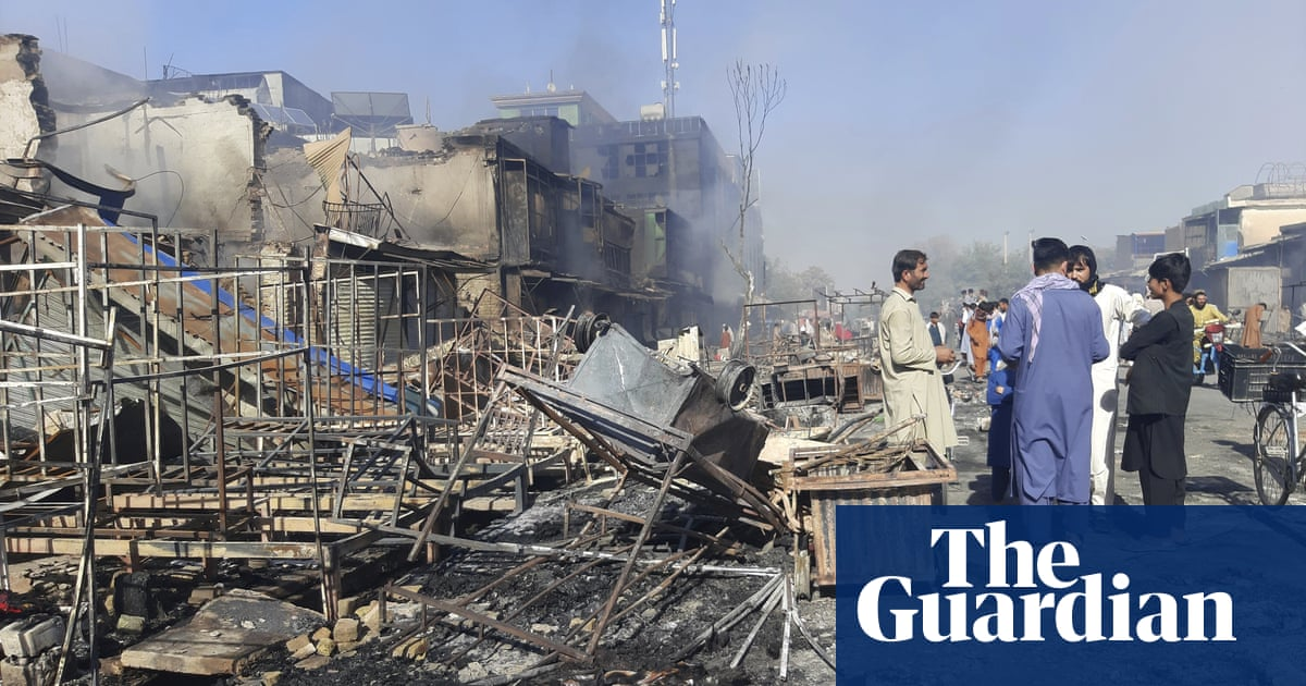 Afghanistan could become terrorist base again, UK general warns