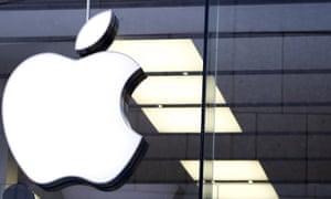 Apple store in Munich, Germany