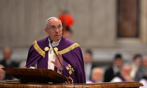 pope francis vatican st peter's