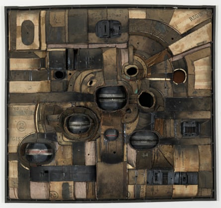 Lee Bontecou, Untitled, 1964: 'about as good as art gets'