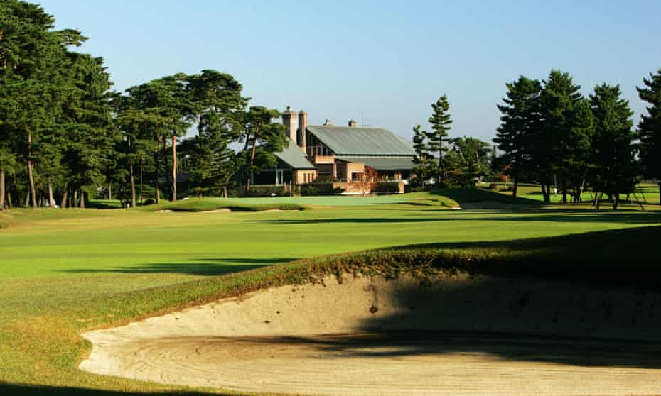 The Kasumigaseki Country Club forbids women from becoming full members.