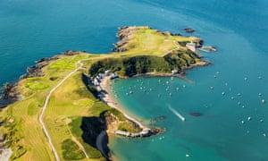 Porthdinllaen, on the Llŷn Peninsula.