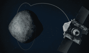 Osiris-Rex will take 62 hours to complete a rotation of the asteroid.